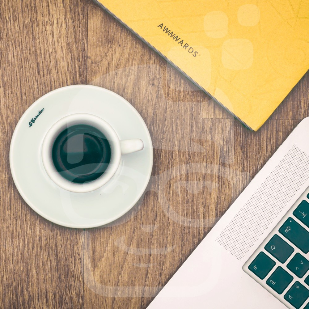Good website design starts with a good cup of coffee!
